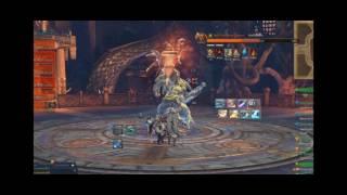 Ebondrake Citadel [Blade & Soul]   Learning Stealth Party - Assassin