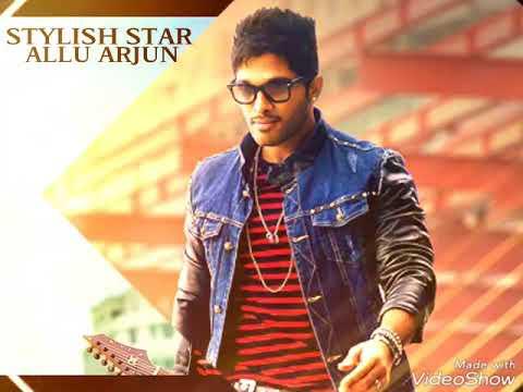 Allu arjun new pics download