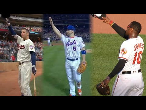 MLB's Stars Say Goodbye To Their Fans