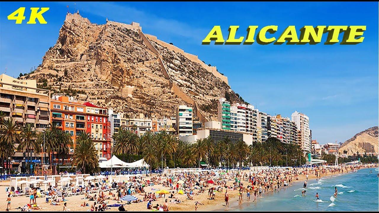 Alicante Spain 4k Top Attractions Youtube