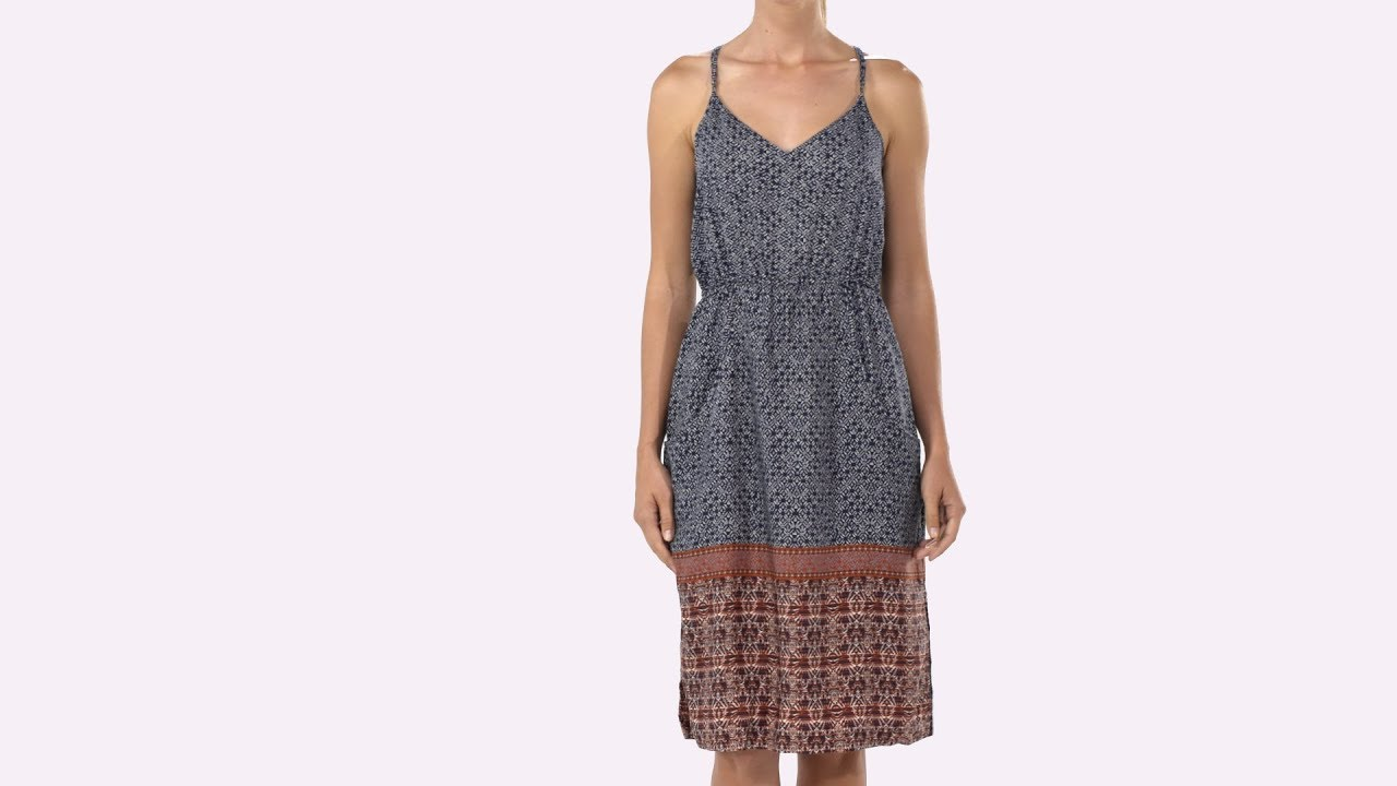 df3143a9c763 Patagonia Women s Lost Wildflower Dress - YouTube