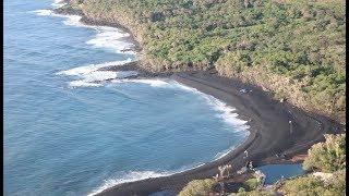 Kilauea Eruption in Hawaii Created a New Black Sand Beach