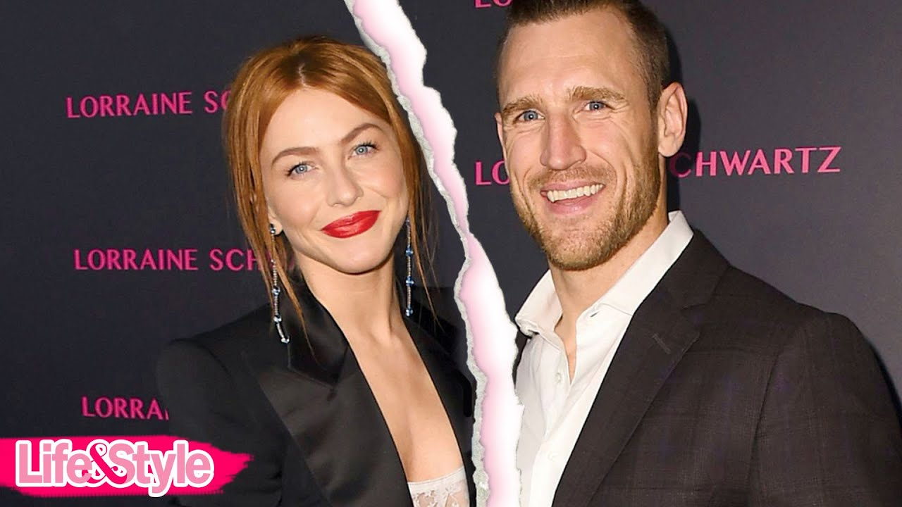 Julianne Hough and Brooks Laich Separate After Almost 3 Years of ...