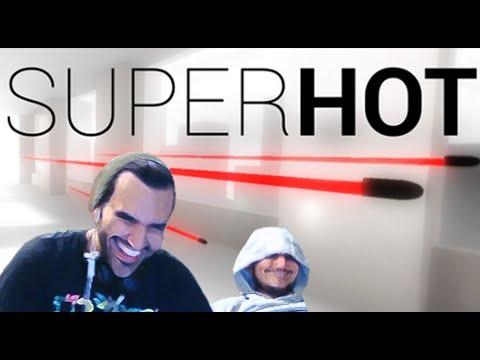Superhot Game Play Part2 گیم پلی بازی سوپرهات  