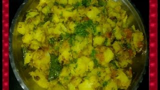 potato masala curry for chapathi