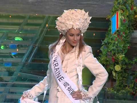 BEAUTY OF THE WORLD 2007 in China - Azerbaijan TV
