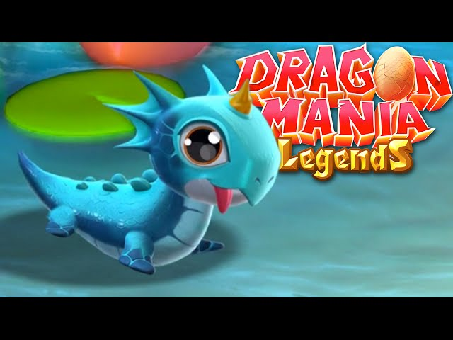 Dragon Mania Legends - BABY DRAGONS!! AD