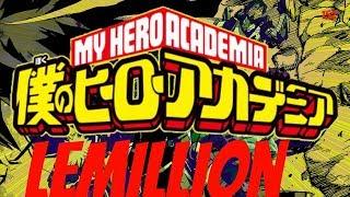 僕のヒーローアカデミア Boku no Hero Academia 152: Lemillion