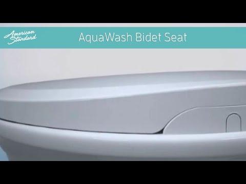 AquaWash Bidet Seat By American Standard