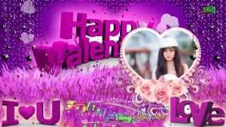 share style valentine giành tặng người yêu đẹp