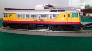 Cockerill Ferrocarriles Argentinos