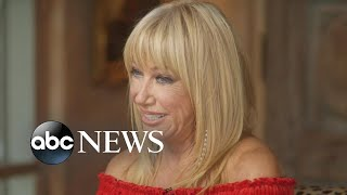 Suzanne Somers on her unconventional approach to aging: 'I honestly love my age' | Nightline
