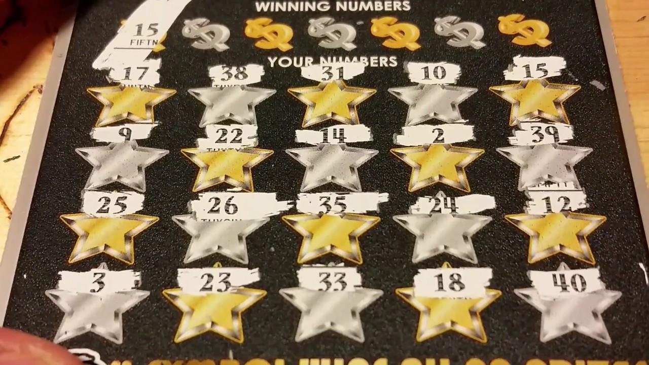 Pa Lottery Fast Play Winners