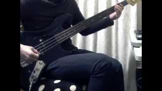 [Retry!!] JAPAN / The Art Of Parties (Single Version) Bass Cover