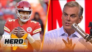 Herd Hierarchy: Colin's Top 10 AFC Teams | NFL | THE HERD