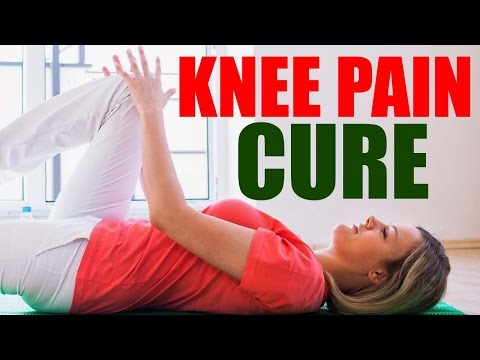 Yoga for Knee Pain Cure | Treatment | exercises | Remedies | Arthritis | Home