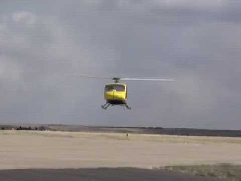 Pawnee Chief helicopter