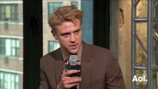 Boyd Holbrook Discusses Steve Murphy | BUILD Series