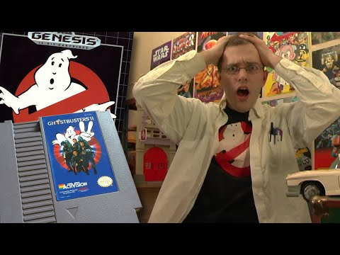 Ghostbusters (Part 3) - Angry Video Game Nerd - Episode 23