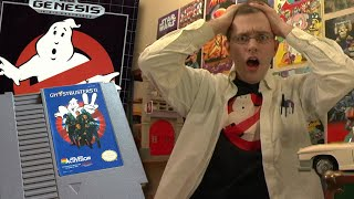 Ghostbusters Part 3 - Angry Video Game Nerd (AVGN)