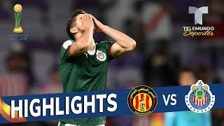Espérance de Tunis vs. Chivas de Guadalajara: 6-5 Goals & Highlights   Mundial de Clubes   Telemundo