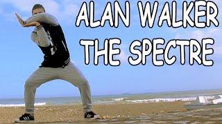 Alan Walker - The Spectre | Robot Dance VS Shuffle Dance