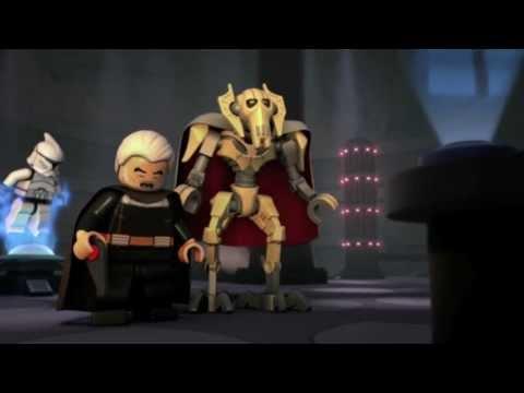 The Dark Side Rises - LEGO Star Wars -
