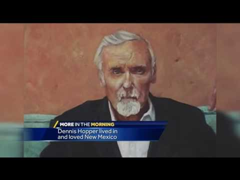 Dennis Hopper Living In and Loving New Mexico