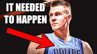 Why The Knicks HAD To Trade Kristaps Porzingis NOW