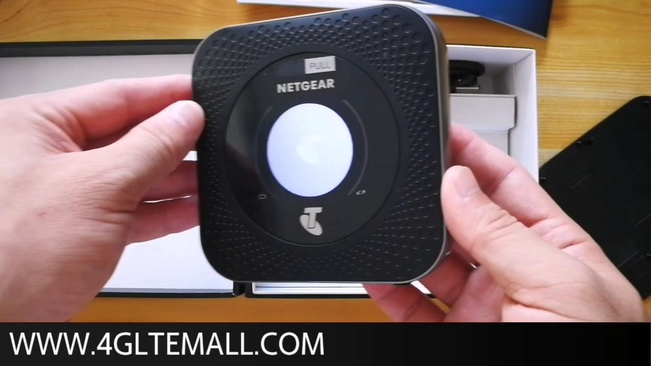 Unlocked Netgear Nighthawk M1 Mr1100 Gigabit Lte Cat16 Mobile Router With Ethernet Port For Sale