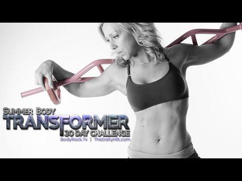 Summer Body Transformer Challenge | Day 1