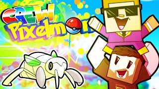ULTRA RARE SHINY! - Crew Pixelmon Season 4 Episode 34 (Minecraft Pokemon Mod)