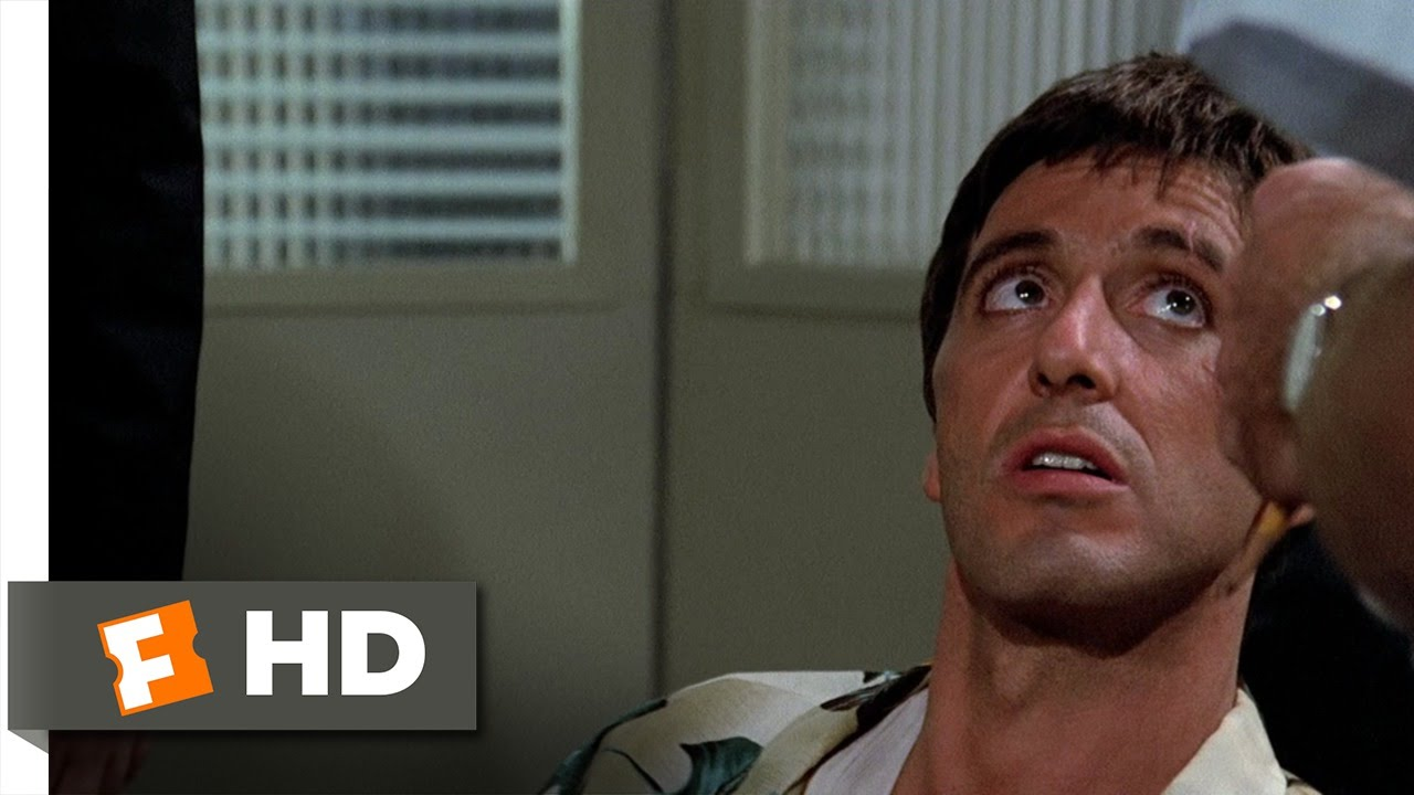 Download Scarface (1983) - Political Prisoner Scene (1/8) | Movieclips