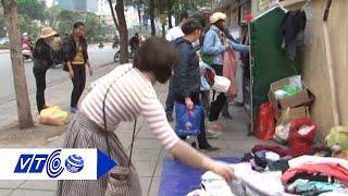 Tủ quần áo miễn phí cho người nghèo Hà Nội | VTC