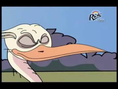 শয ত ন বক The Evil Crane ব ল গল প Cartoon Buro