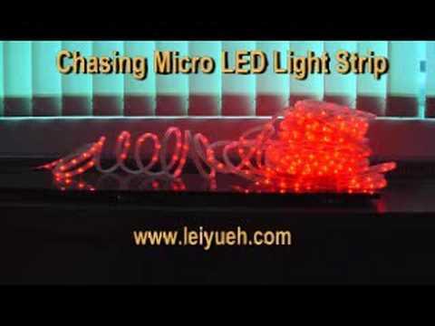 Chasing micro led light strip youtube aloadofball Images