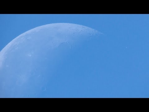 Касательное покрытие Альдебарана Луной 16/08/2017. Grazing Lunar Occultation of Aldebaran