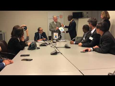 Conférence sur l'état de la Francophonie à l'Assemblée Nationale