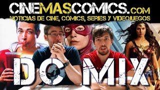 MIX DC COMICS: 'SHAZAM' + 'WONDER WOMAN 2' + ¿'FLASHPOINT'?