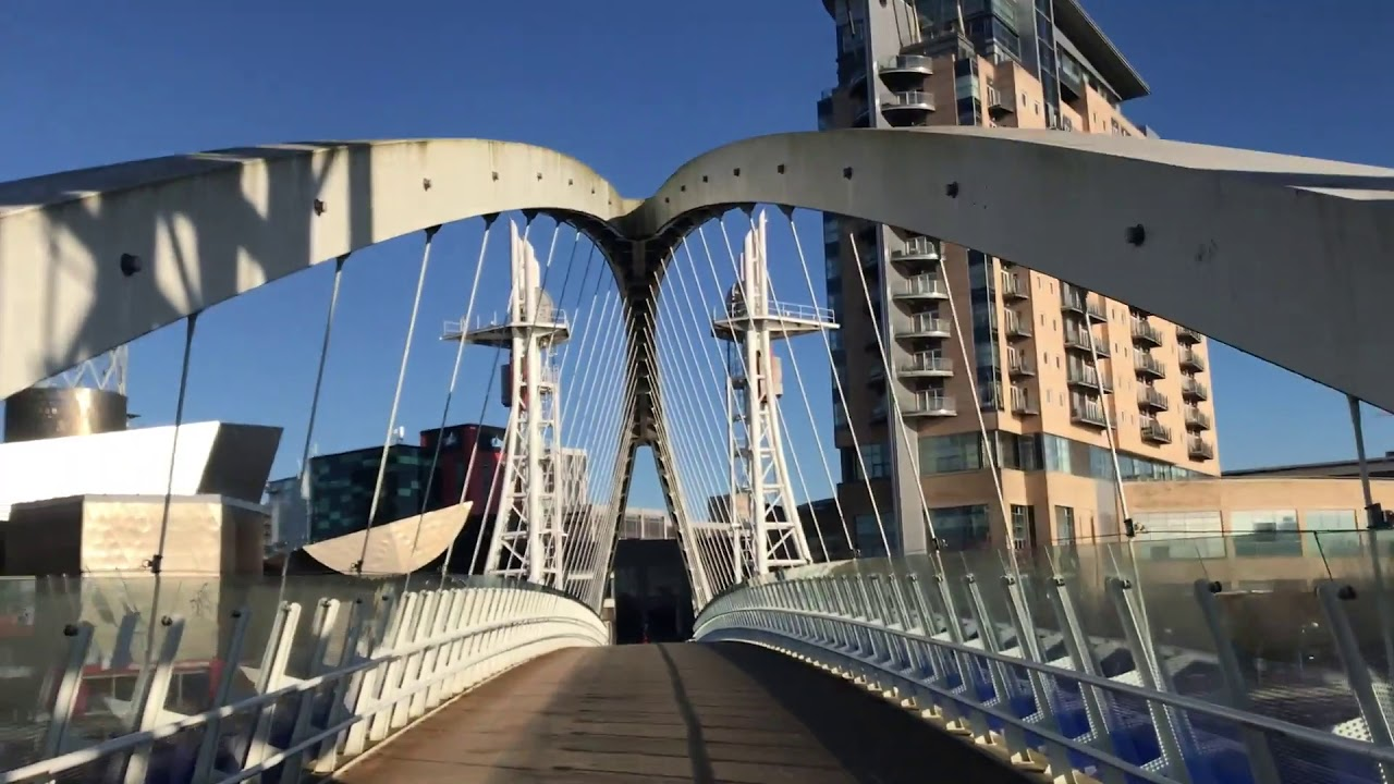 MediaCityUK: The site in Greater Manchester that offers a family friendly day out