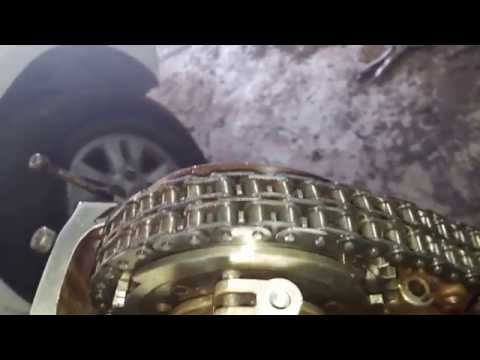 How to fix mercedes benz s500 engine timing without special  tools