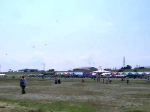 越中だいもん凧まつり 2008