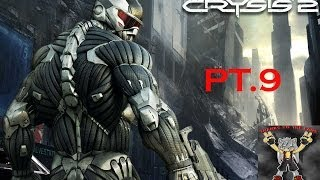 Crysis 2 W/ Commentary : Part 9 thumbnail