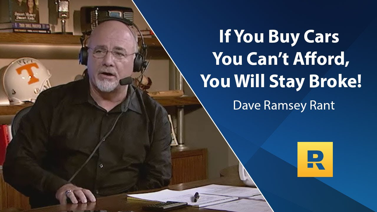 Buy Car Dave Ramsey