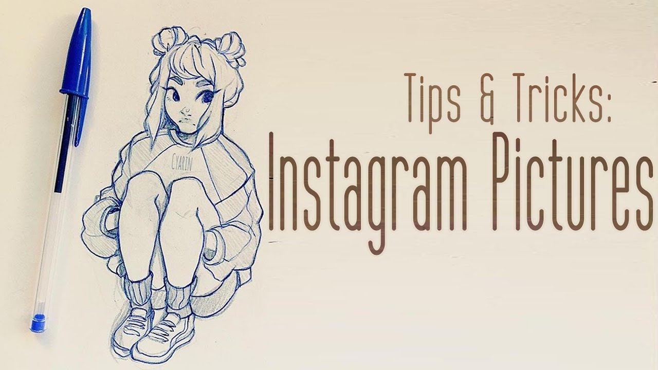 Line Drawing Instagram : Tips tricks photographing sketches for instagram youtube