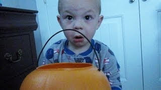 Kid Challenge - I Told My Kids I Ate All Their Halloween Candy 2016