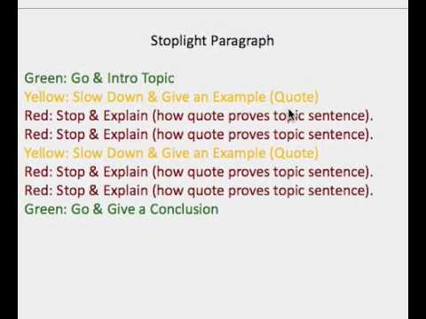 5 paragraph essay template word