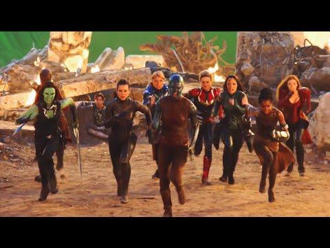 Marvel Studios' Avengers Endgame | 'Marvel Sisterhood'