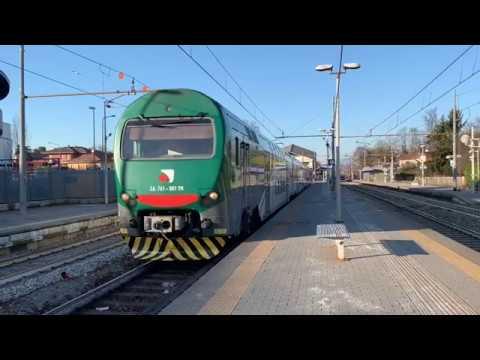 Primi Treni Trenord Del 2020 A Camnago Lentate