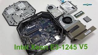 책상 위의 업무 혁명 - HP 워크스테이션 Z2 mini